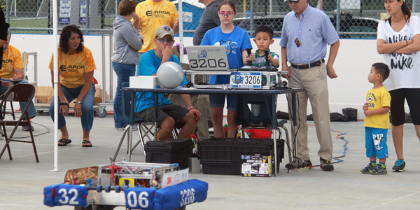 Robotics Team Demonstrations