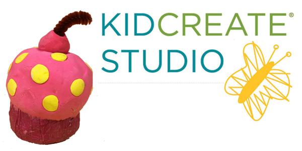 Artsy Cupcake with Kidcreate Studio
