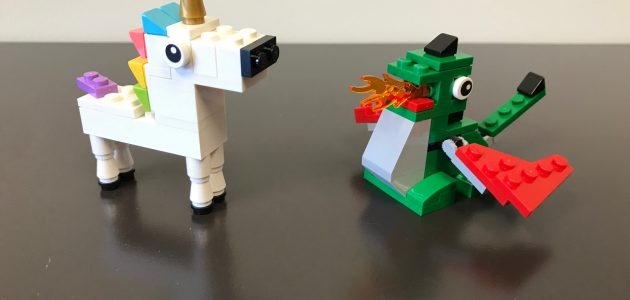 Fantasy LEGO® Brick Build